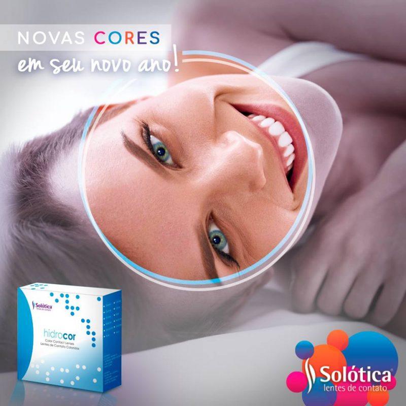 Venda de lentes de Contato Coloridas