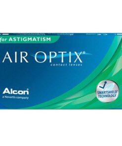 Lente de Contato Air Optix para Astigmatismo