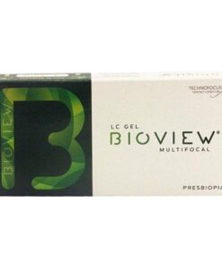 Lente de Contato Bioview Multifocal - Uso Mensal