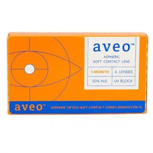 Lentes de Contato AVEO ASPHERIC - Mensal - Encontre as melhores Lentes de Contato do mercado. Compra 100% segura. Eyecolors Lentes de Contato.