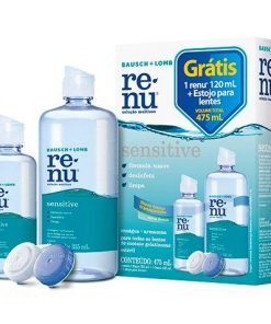 Renu Sensitive Pack ON - 355ml + 120ml